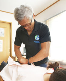 背骨と神経の機能的問題を解消